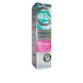 Acti Fresh nuo nemalonaus kojų ir batų kvapo (poveikis iki 7 d.)