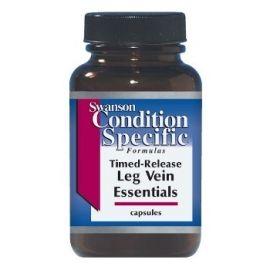 Swanson Condition Specific Formulas maisto papildas kojų venoms N60, palaiko normalią venų kraujotaką