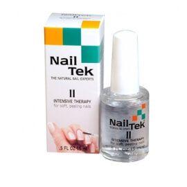 Nail-Tek II nagų stipriklis ploniems ir minkštiems nagams sustiprinti